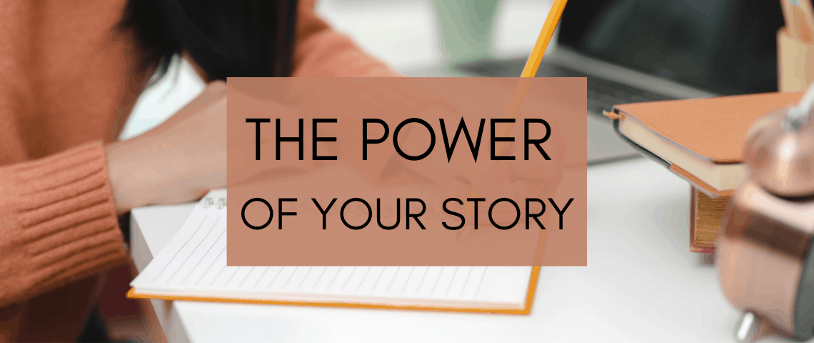 POWER OF YOUR STORY