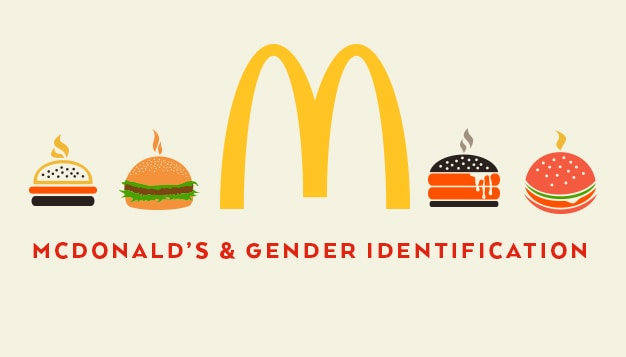 McDonald's and Gender Identification