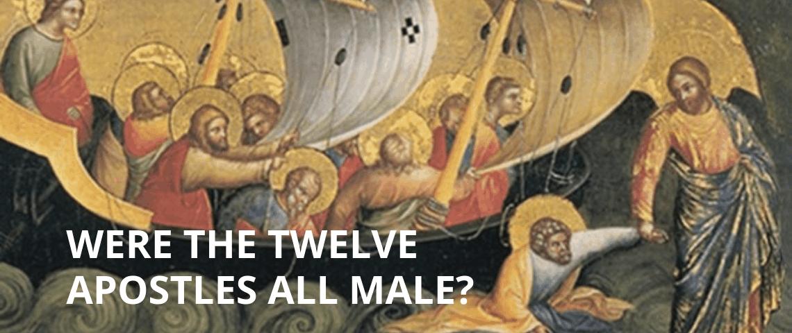 twelve apostles male