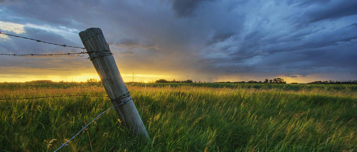 fence post slider