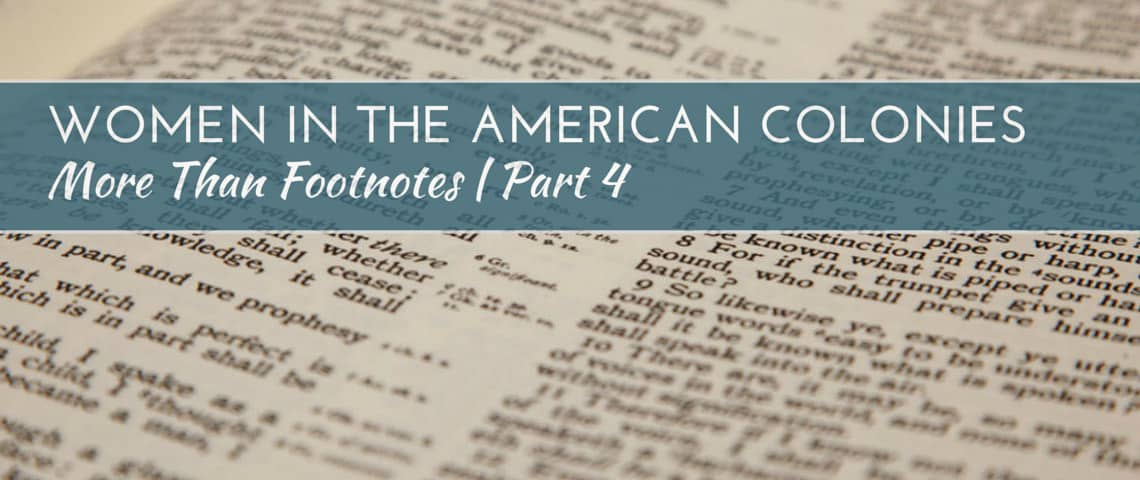 More than Footnotes 4