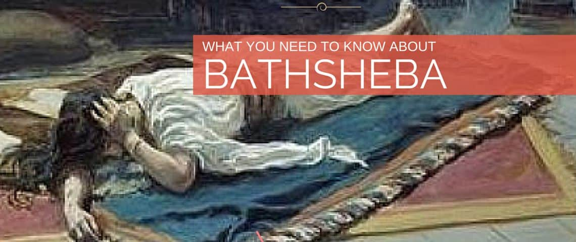What You Need to Know About Bathsheba - The Junia Project