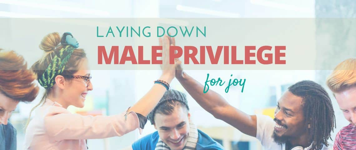 Laying down privilege