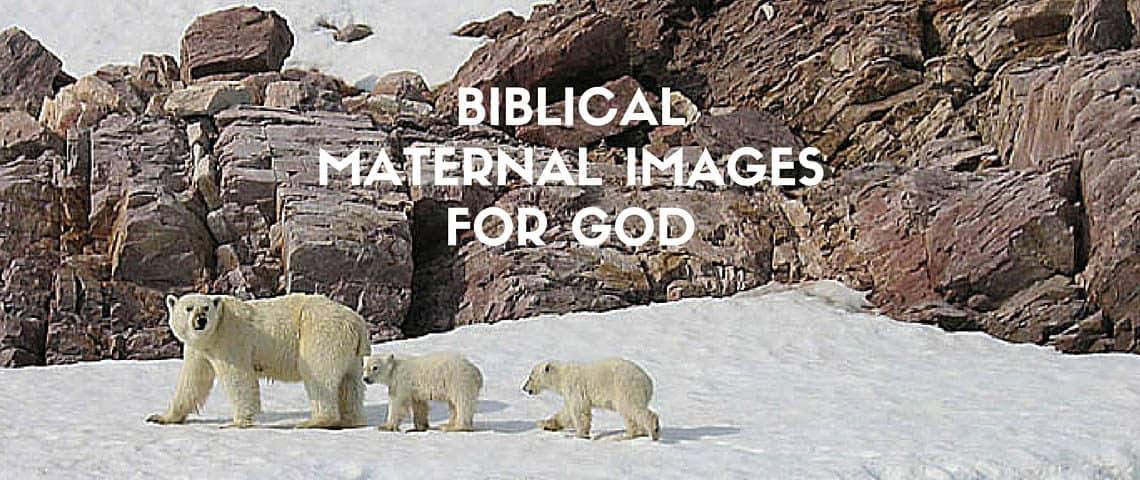 BIBLICAL MATERNAL IMAGES FOR GOD