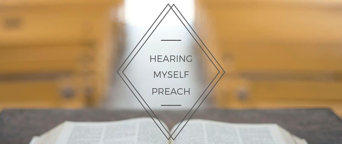Hearing Myself Preach The Junia Project
