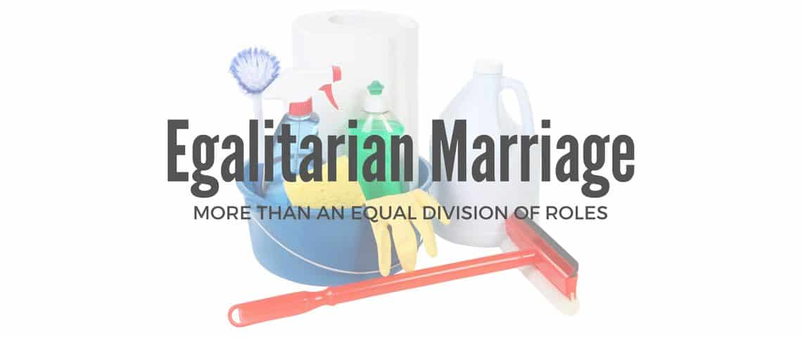 Egalitarian Marriage