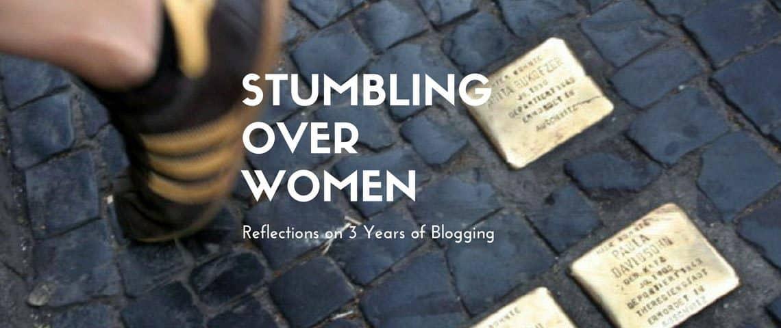 stumbling over women SL