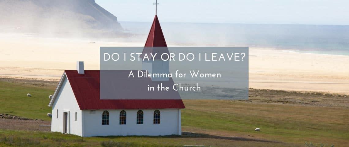Do I Stay or Do I Leave1