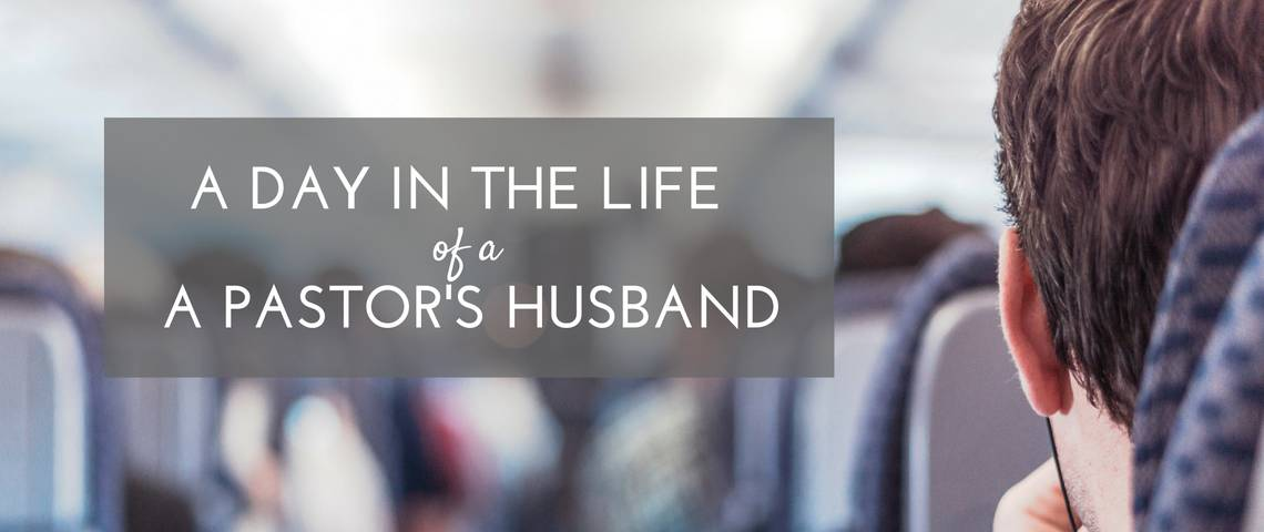 A Day in the Life of a Female Pastor's Husband