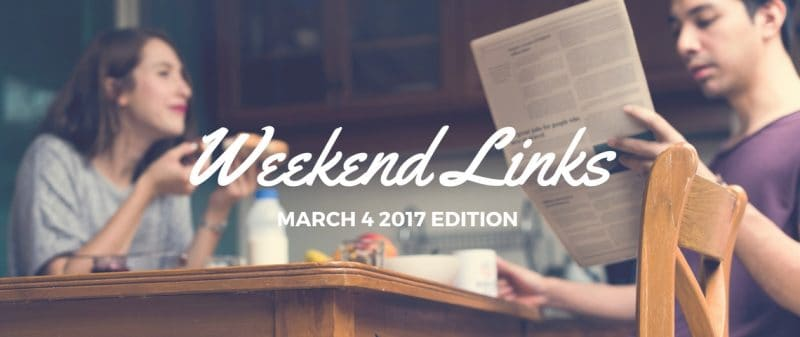 Weekend Links The Junia Project