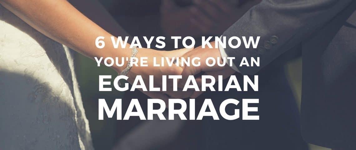 6 WAYS TO KNOW wedding